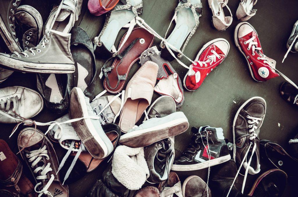 靴 無料回収