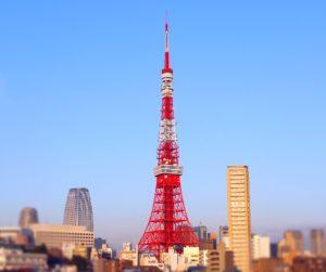 東京タワー 港区 クリーニング